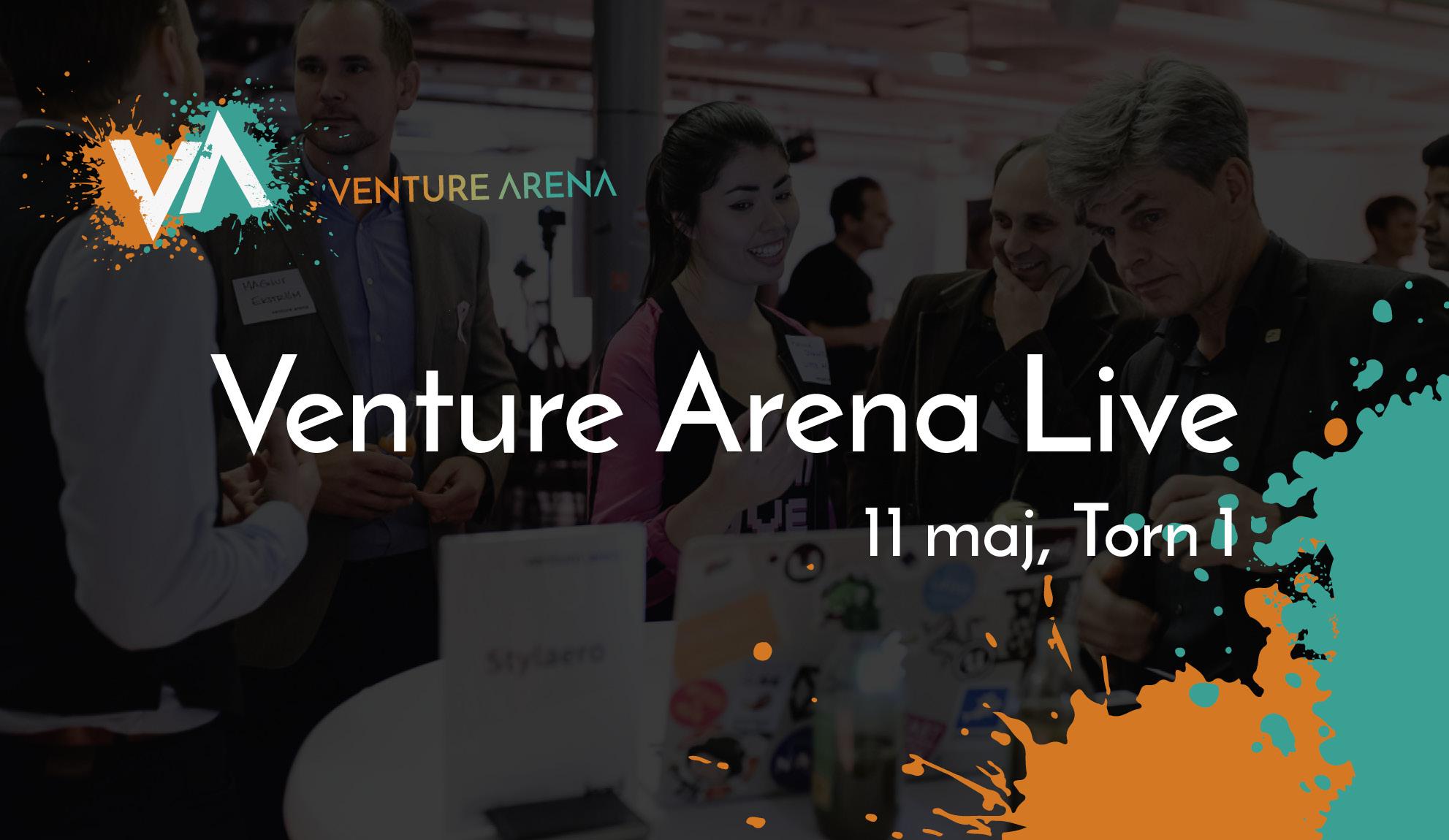 Venture Arena Live