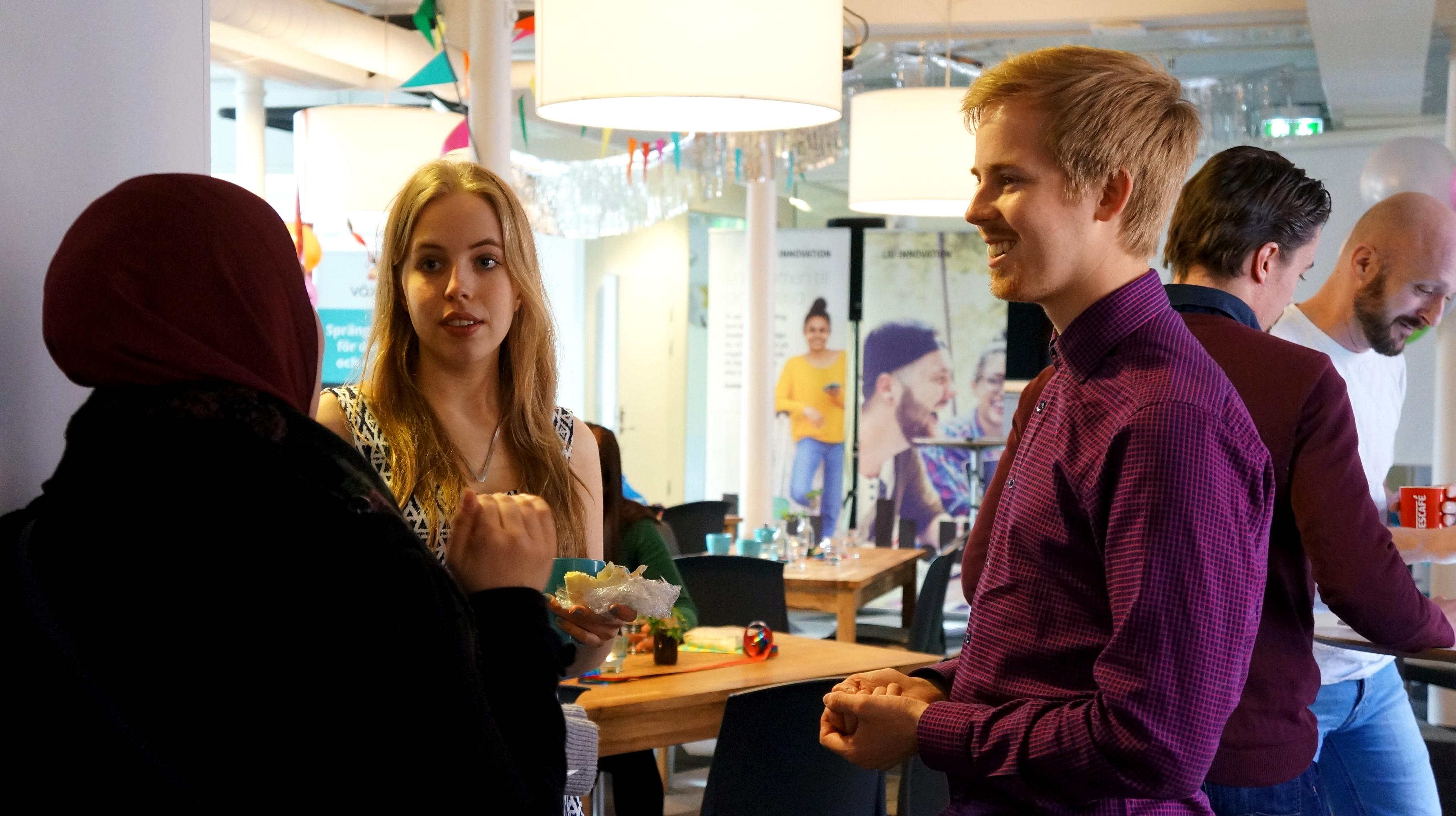 Linnea Rothin och Marcus Nygren, Edvira