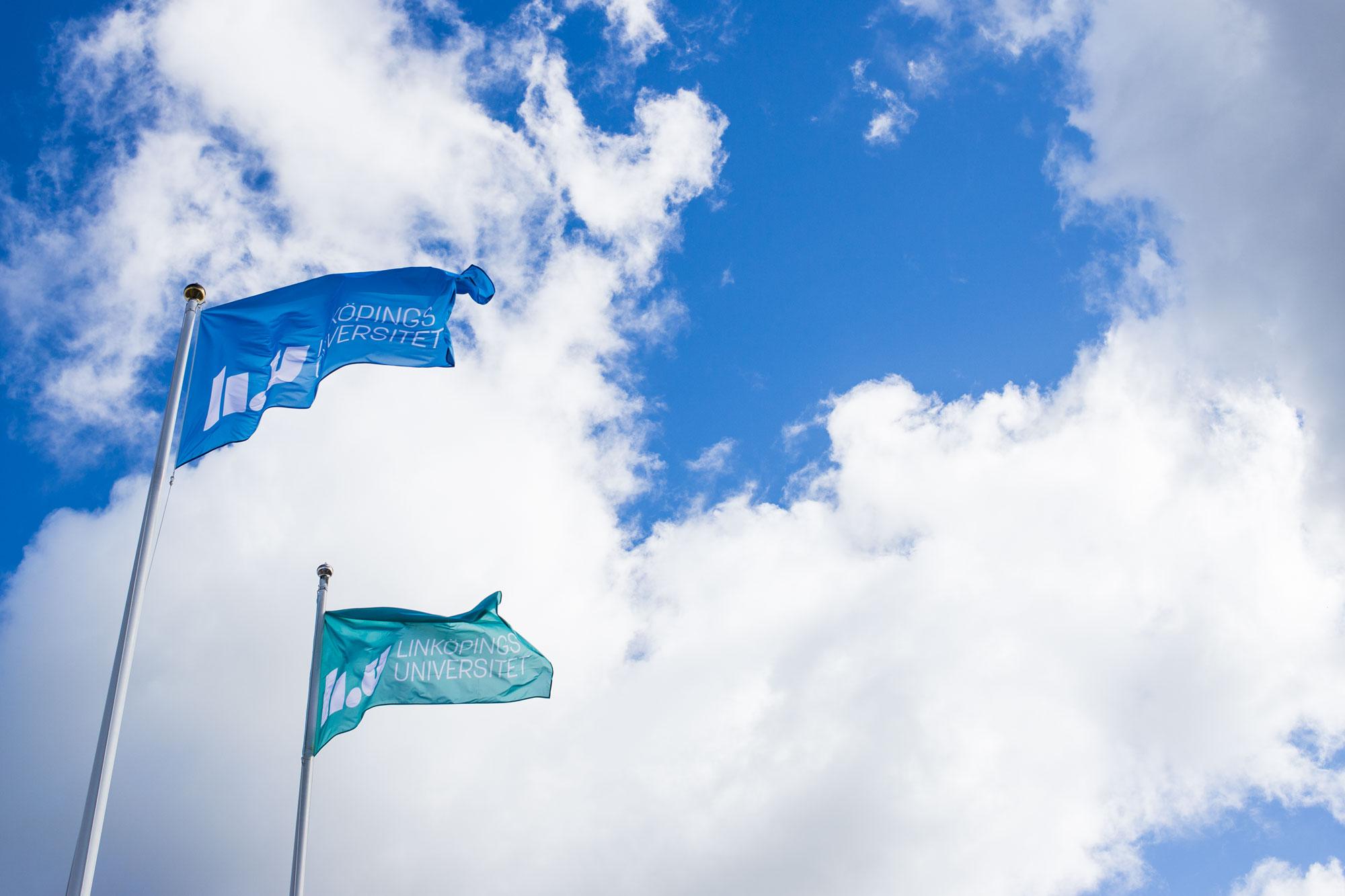 LiU flaggor