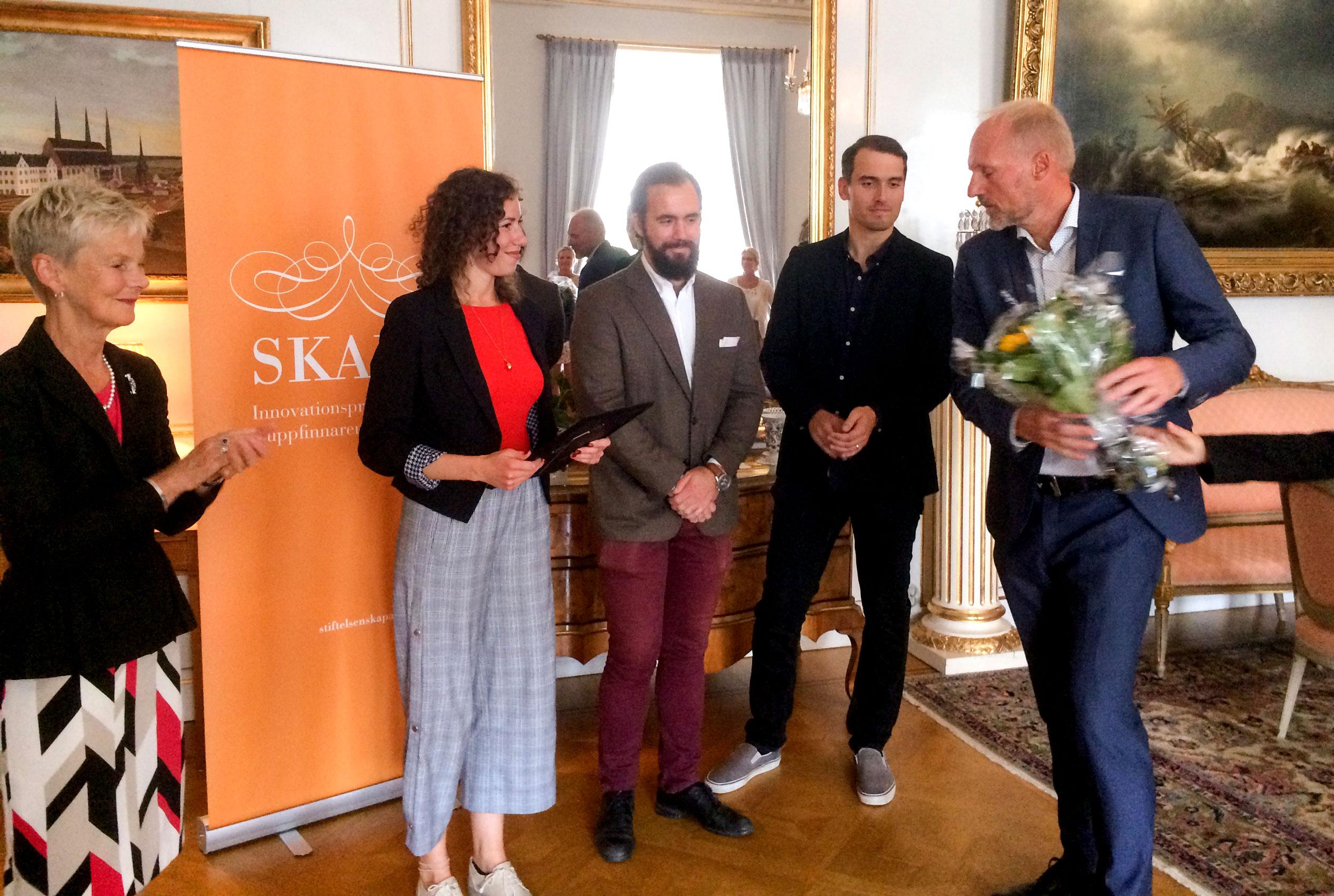 Vissheim SKAPA-priset