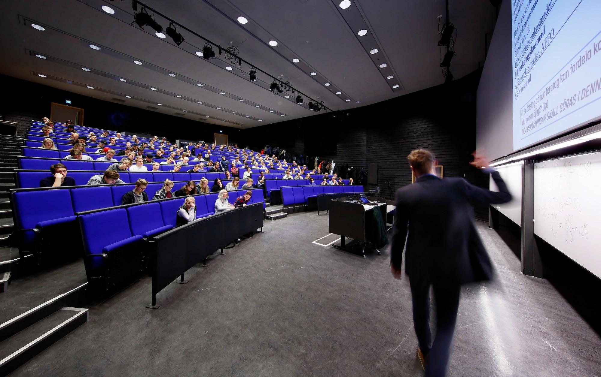 Föreläsning Linköpings universitet